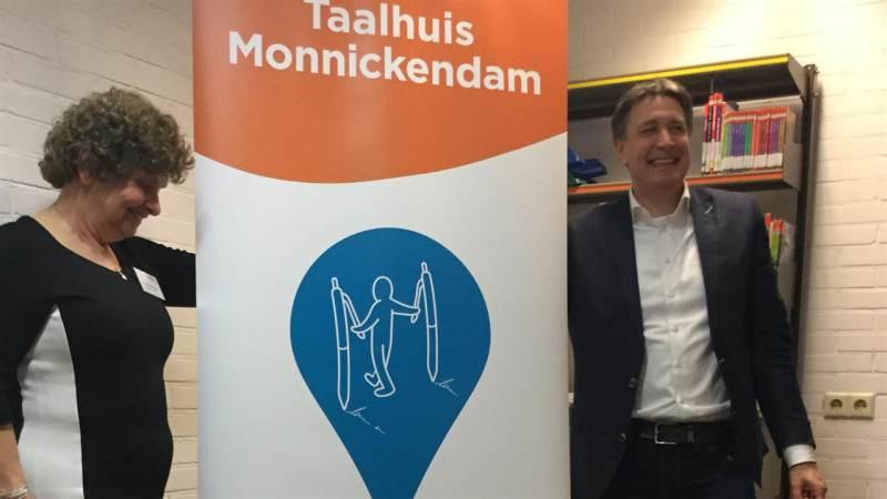 Bibliotheek Karmac opent Taalhuis in Monnickendam