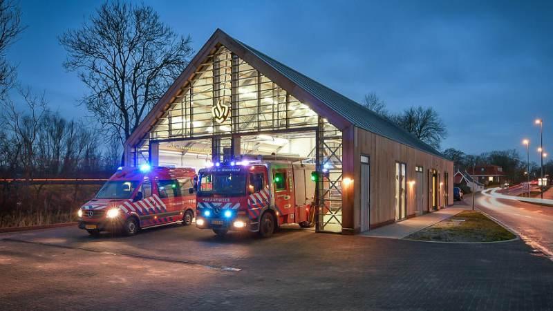 Informatieavond Brandweer Broek in Waterland