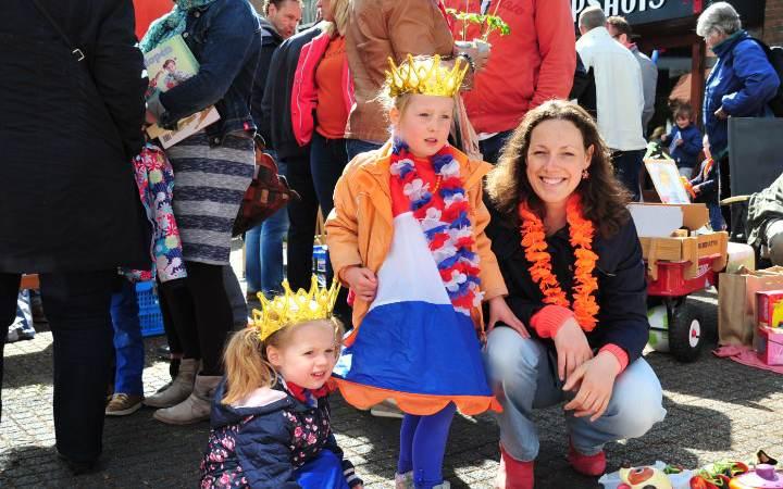 Programma Koningsdag in Ilpendam