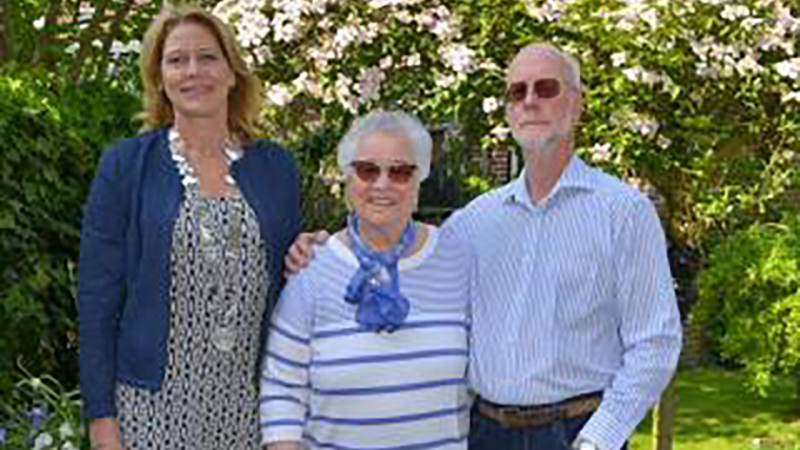 Echtpaar Breman-Niekerk zestig jaar getrouwd
