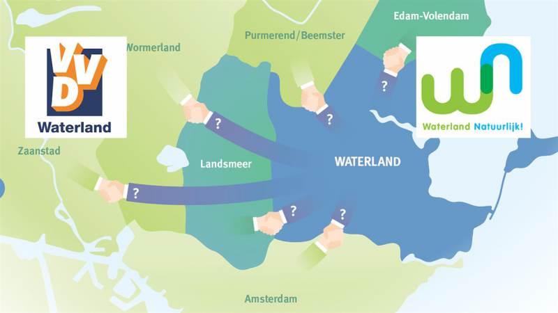 VVD en WaterlandNatuurlijk: