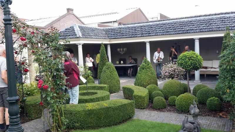 Open Tuinen en Culturele Vaarttocht in Monnickendam op 26 mei