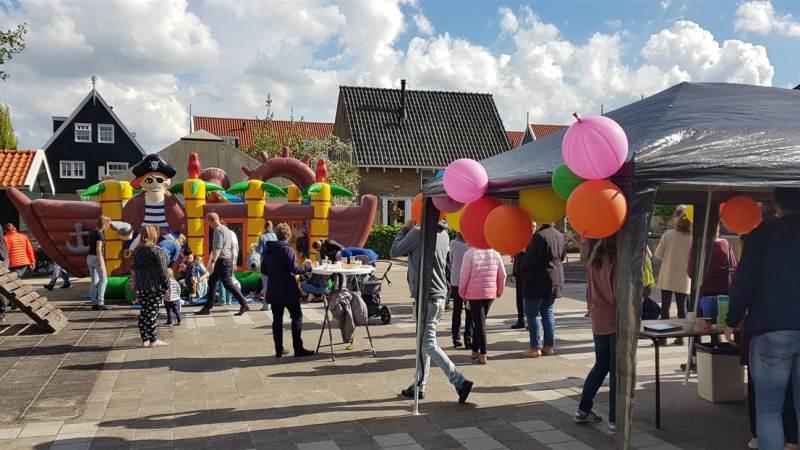 Feestelijke viering 40-jarig bestaan Peuteropvang de Kladdegatjes