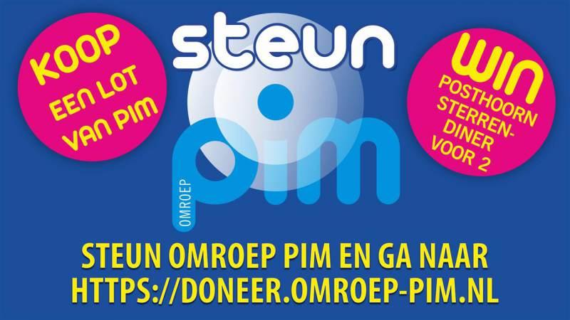 Steun PIM! Hoe? Ga naar doneer.omroep-pim.nl!