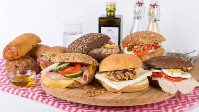 Belegde broodjes & lunchsalades van Kees Gutter nu ook in Monnickendam