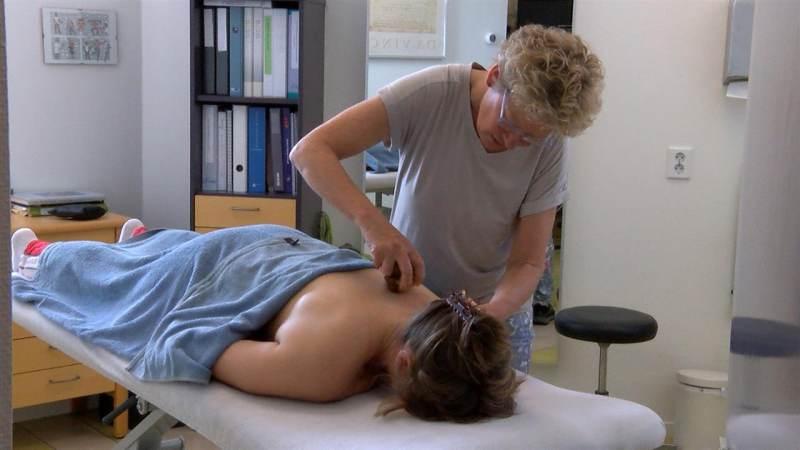Massagedag voor PIM levert 470 euro op
