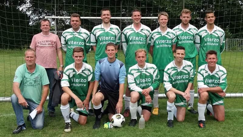Heineken Boys winnen SV Marken Pinkstertoernooi 2019