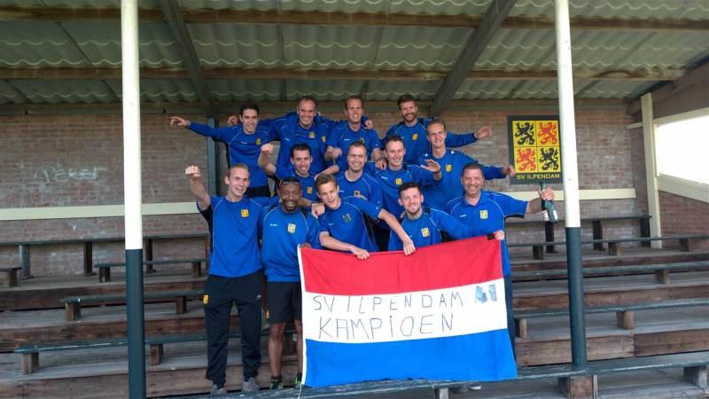 SV Ilpendam nodigt supporters uit om promotie te vieren