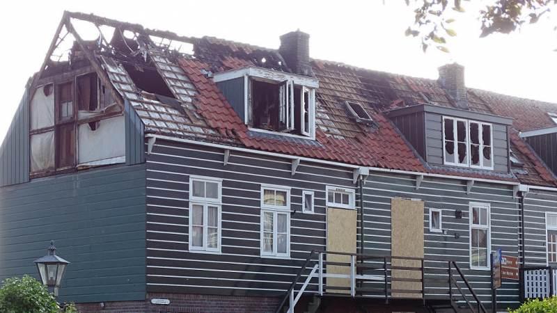 Opbrengst collecte voor getroffenen van Ketsbrand: € 3.737,55