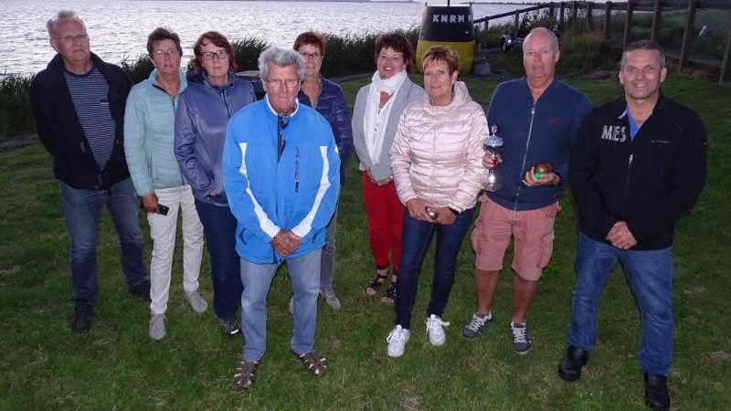 Jan Commandeur wint Jeu de Boules Marker Havenfeesten 2019
