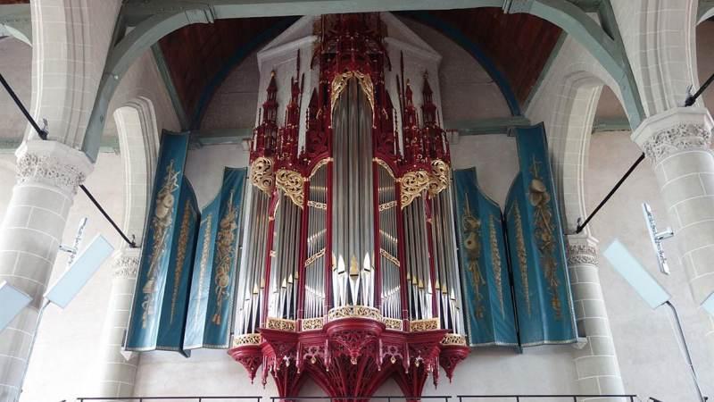 Waterlands Orgelfestijn komt naar Grote Kerk