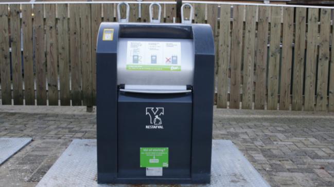 Voorgestelde locaties ondergrondse afvalcontainers in Marken en Monnickendam