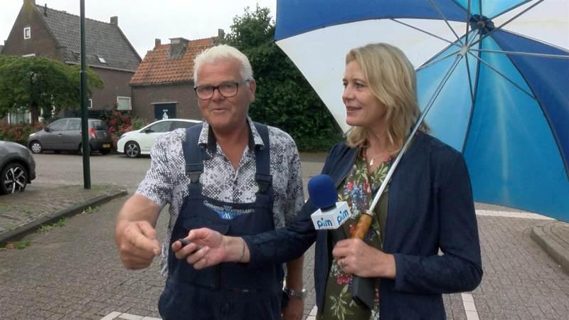 Milieustraat in Monnickendam officieel gesloten