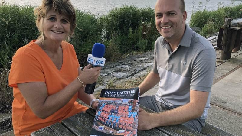 Waterland en FC Volendam: Richard de Weijze