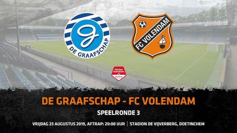 Swingend FC Volendam wacht mooie uitdaging op De Vijverberg