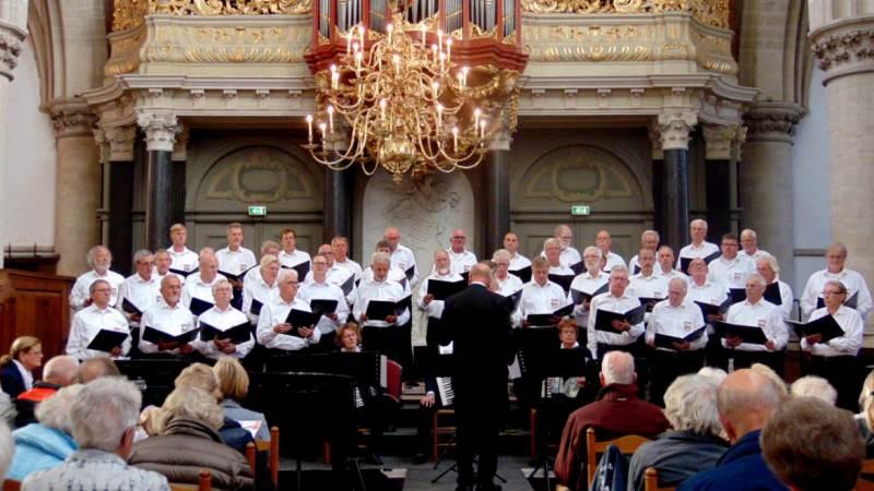 Gratis concert West Aleta Singers in RK Kerk in Monnickendam