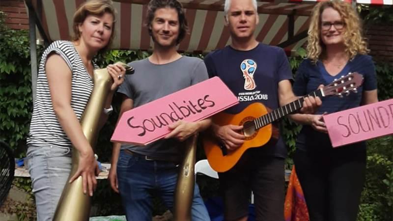 Soundbites festival, het enige gratis muziek en foodfestival van Nederland