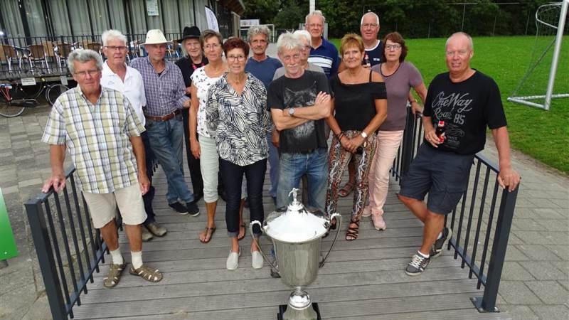 Klaas Peereboom wint Marker Jeu de Boules competitie 2019