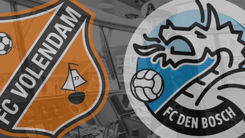 Per boot van Marken en Monnickendam naar FC Volendam – FC Den Bosch