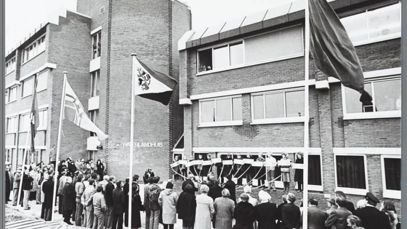 40 jaar Waterland Archief Jubileum Open Dag