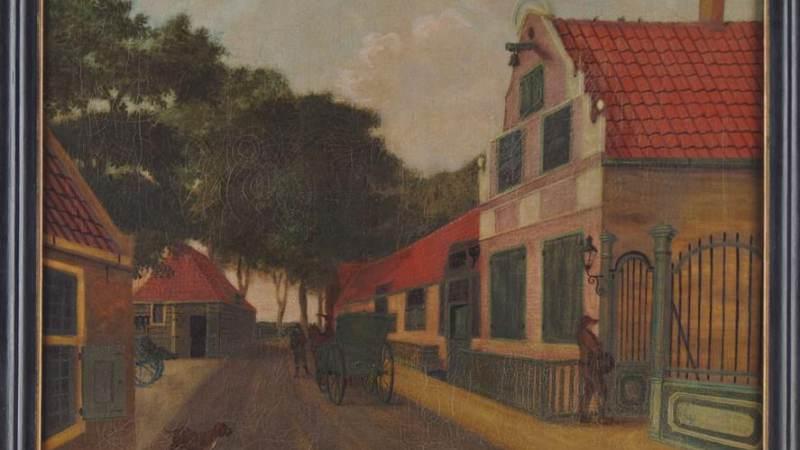 Expositie 'Opgefrist!' over restauratie schilderijen Hoogheemraadschap