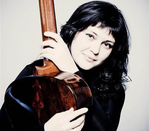 Concert Irina Kulikova in de kerk van Beets