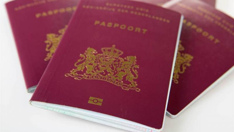Thuisbezorgen reisdocument (paspoort en/of identiteitskaart)