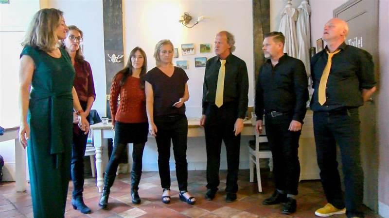 Sweet & Low zingt Mozarts Toverfluit