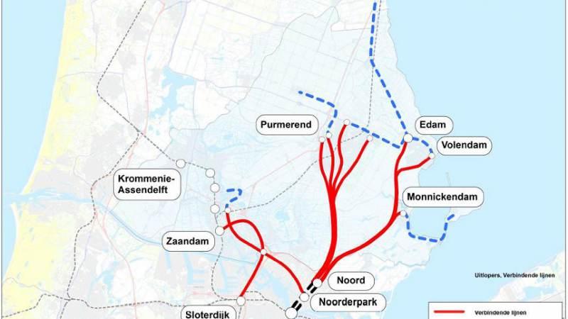 Aanbesteding OV Zaanstreek-Waterland gestart