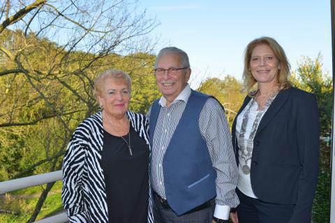 Echtpaar Van Huizen-Jongert zestig jaar getrouwd