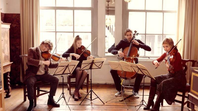 Nieuwjaarsconcert door het Charenton Ensemble op 5 januari in Broek in Waterland