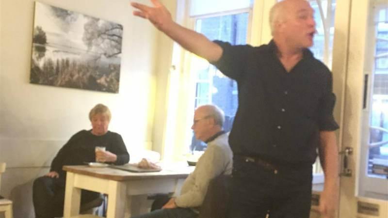 Marten Horjus komt met vierde ronde sterke verhalen