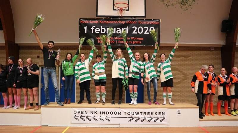 TTV Monnickendam Nederlands kampioen touwtrekken