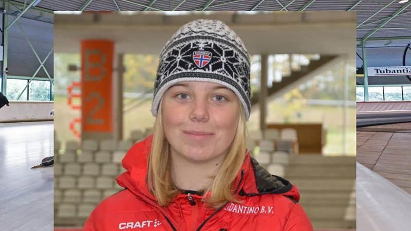 Eva Schipper kijkt met voldoening terug op NK Junioren Allround