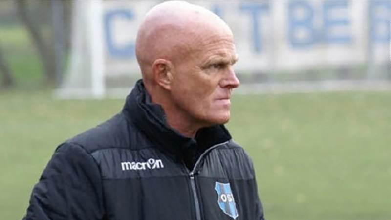 Ron van der Velde nieuwe hoofdtrainer S.V. Marken