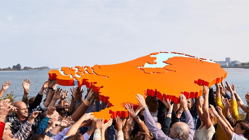 Waterlandse initiatieven in de race voor donatie Help Nederland Vooruit