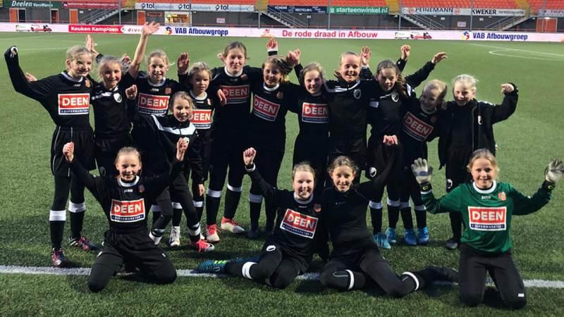 S.V. Marken MO11-1 naar finale DEEN Cup