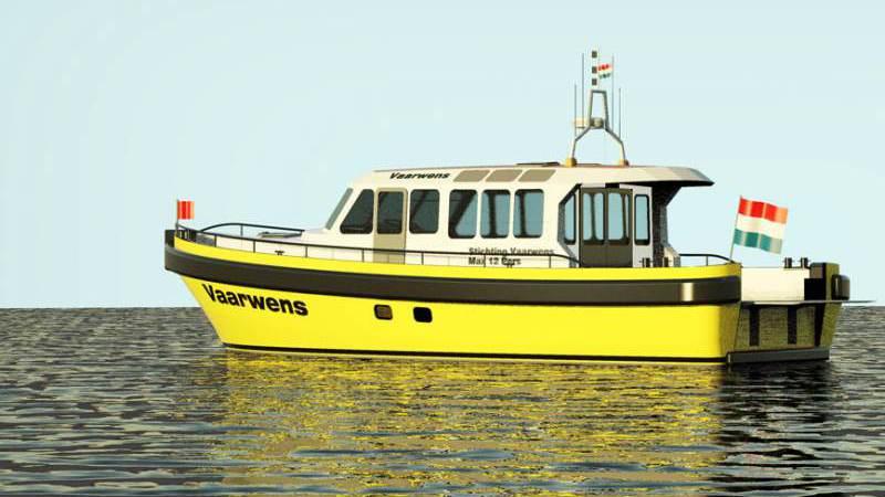 Sail-Inn Stichting Vaarwens geannuleerd