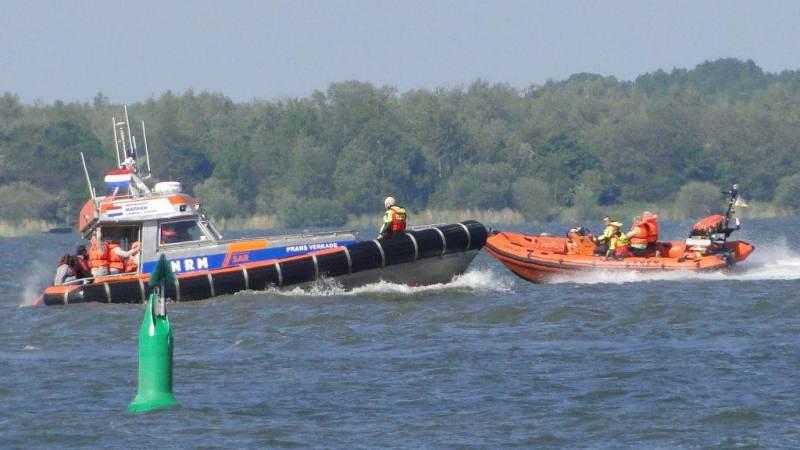 KNRM Reddingbootdag 25 april gaat niet door