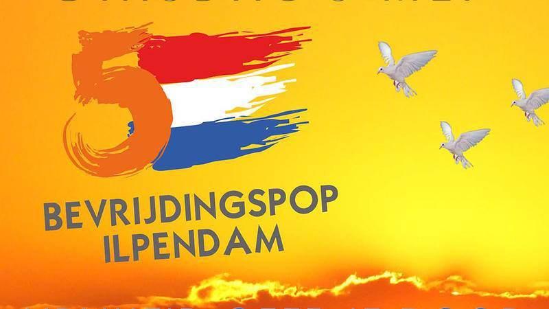 Vrijheid vieren met Bevrijdingspop Ilpendam