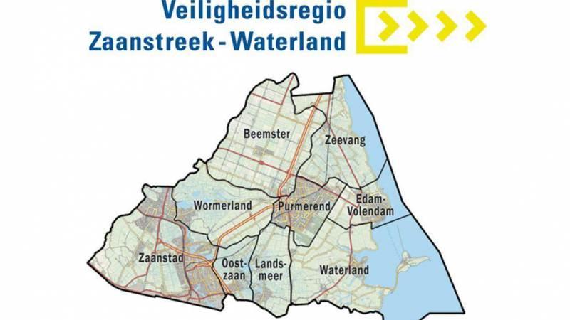 Aanpassing noodverordening en aanwijzingsbesluit gebieden regio Zaanstreek Waterland