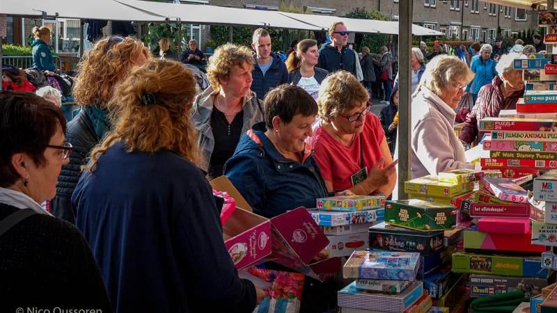 Rommelmarkt Opstandingskerk 2020 afgelast