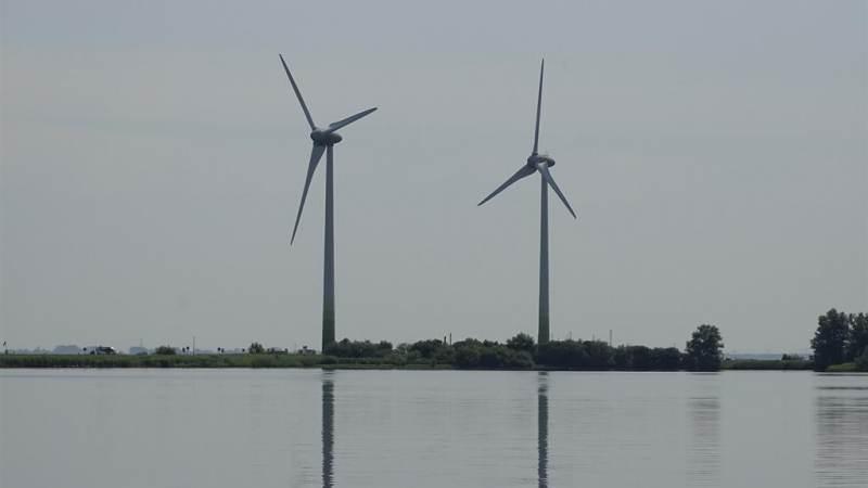 Belangstelling van VNG voor Waterlands initiatief over windmolens