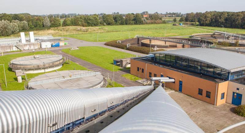 HHNK en PWN onderzoeken aanpak microverontreinigingen en hergebruik afvalwater