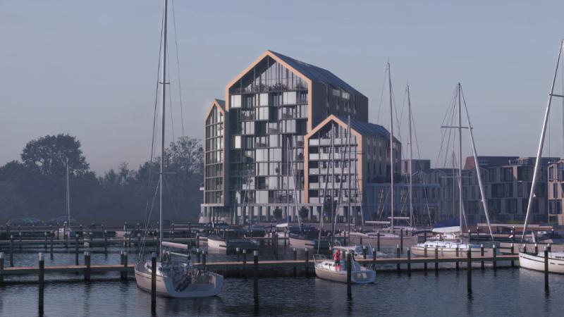 Winnaar prijsvraag landmark Galgeriet is 't Riethuis van Team V Architectuur