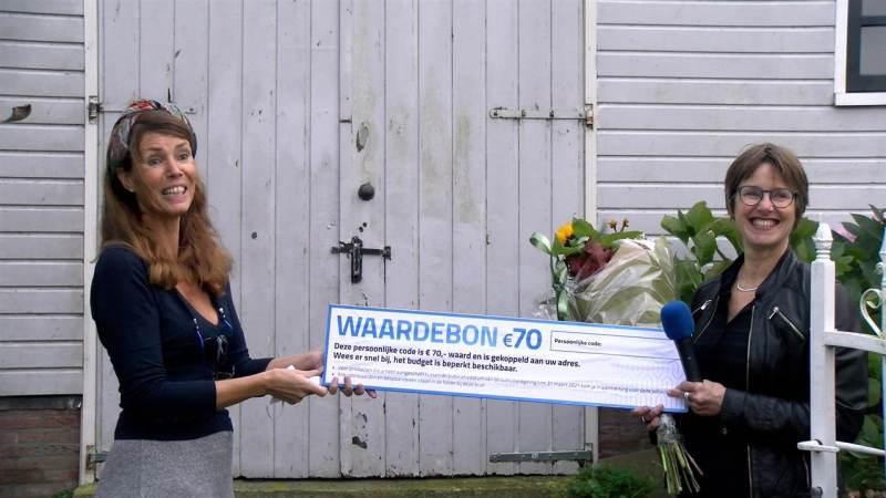 Huiseigenaren Waterland krijgen waardebon voor verduurzaming