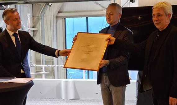 Eerste Predicaat Koninklijk in Monnickendam