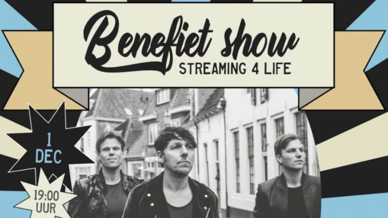 Streaming4Life – Benefietshow voor Huis aan het Water