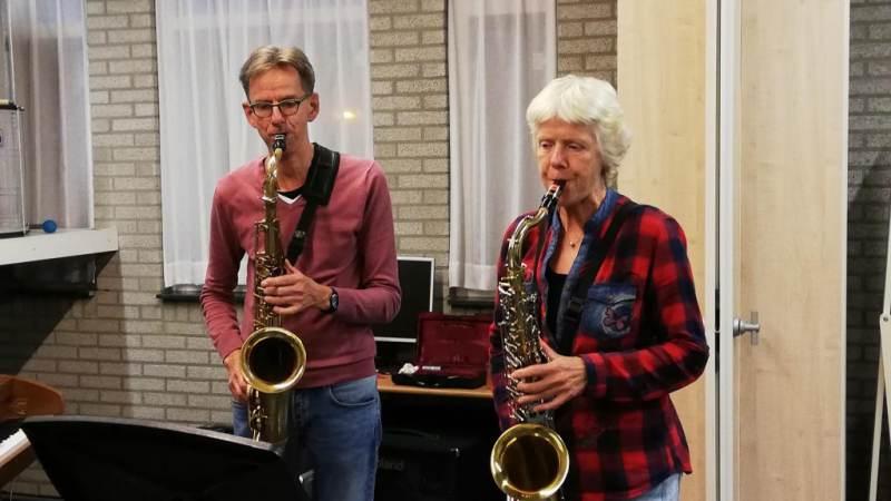 Kennismaken met de nieuwe docenten bij Muziekles Waterland