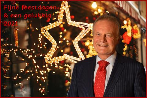 Kerstwens van burgemeester Heldoorn
